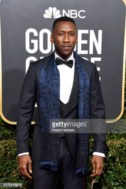Mahershala Ali attends the 76th Annual Golden Globe Awards at The Beverly Hilton Hotel on January 6 2019 in Beverly Hills California