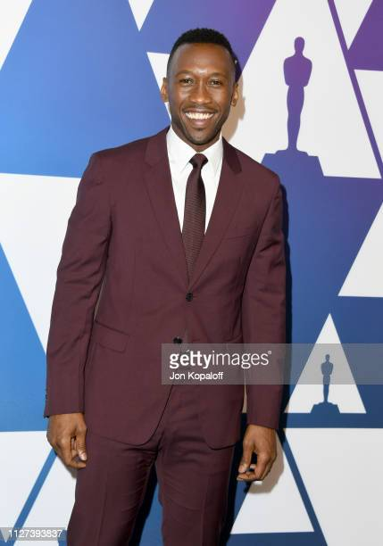 Mahershala Ali attends the 91st Oscars Nominees Luncheon at The Beverly Hilton Hotel on February 04 2019 in Beverly Hills California