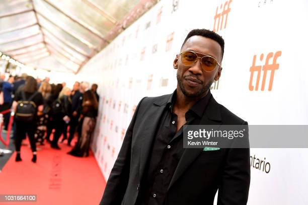 Mahershala Ali attends the Green Book premiere during 2018 Toronto International Film Festival at Roy Thomson Hall on September 11 2018 in Toronto...