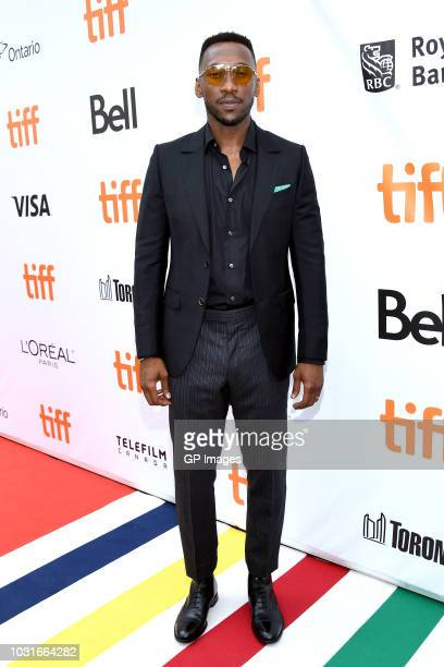 """Mahershala Ali attends the """"Green Book"""" premiere during 2018 Toronto International Film Festival at Roy Thomson Hall on September 11, 2018 in..."""