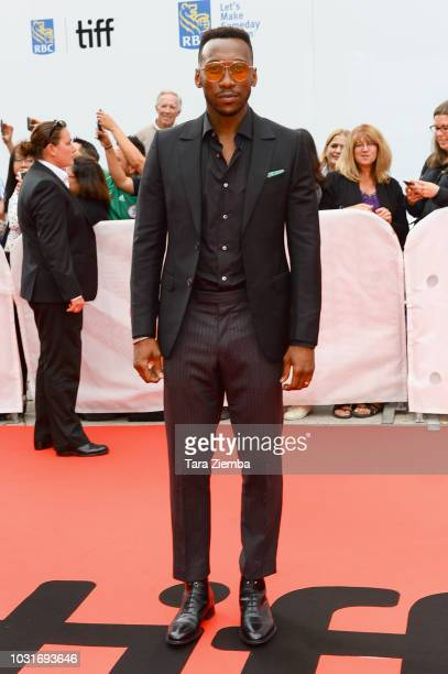 Mahershala Ali attends the 'Green Book' premiere during 2018 Toronto International Film Festival at Roy Thomson Hall on September 11 2018 in Toronto...