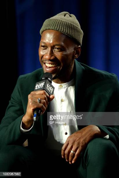 Mahershala Ali attends the Green Book press conference during 2018 Toronto International Film Festival at TIFF Bell Lightbox on September 12 2018 in...