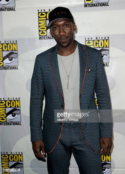 Mahershala Ali attends the Marvel Studios Panel during 2019 Comic-Con International at San Diego Convention Center on July 20, 2019 in San Diego,...