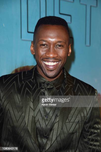 Mahershala Ali attends the premiere of HBO's 'True Detective' Season 3 at Directors Guild Of America on January 10 2019 in Los Angeles California