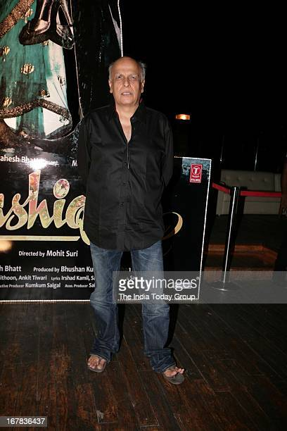 Mahesh Bhatt at the success party of Aashiqui 2 on 30th April 2013 in Mumbai