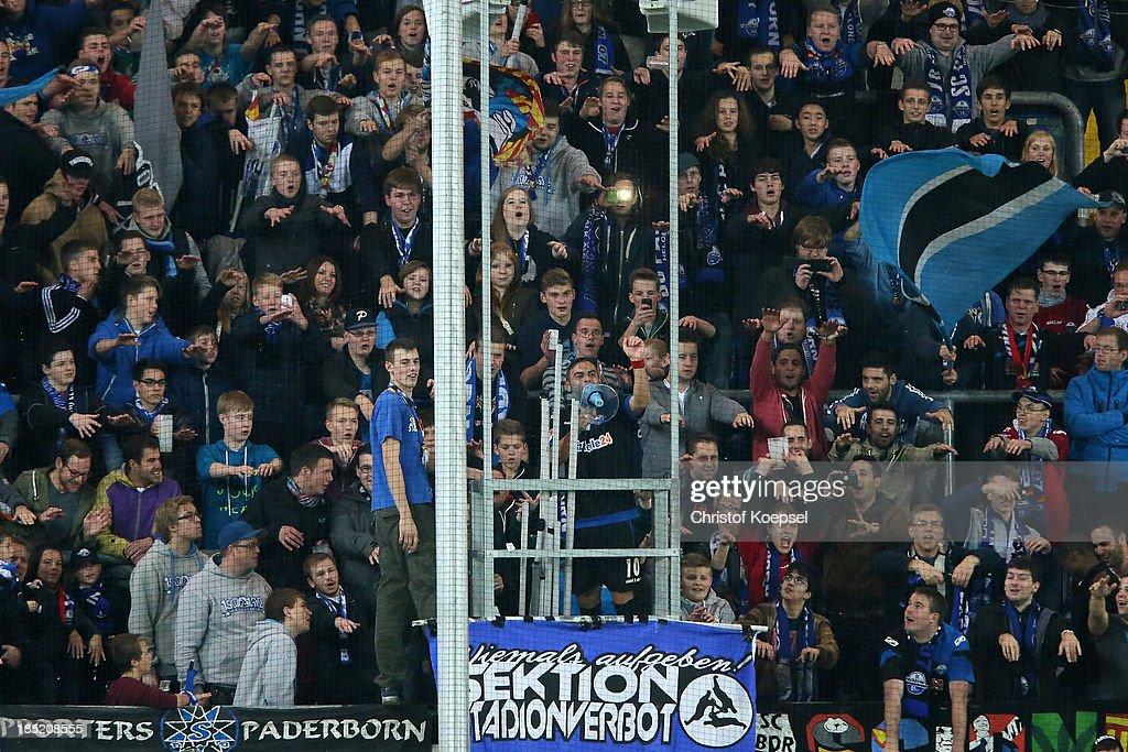 SC Paderborn v FSV Frankfurt - Second Bundesliga