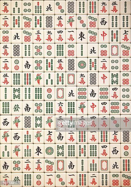 mahjong - mahjong stock photos and pictures