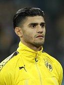 mahmoud dahoud borussia dortmund during uefa