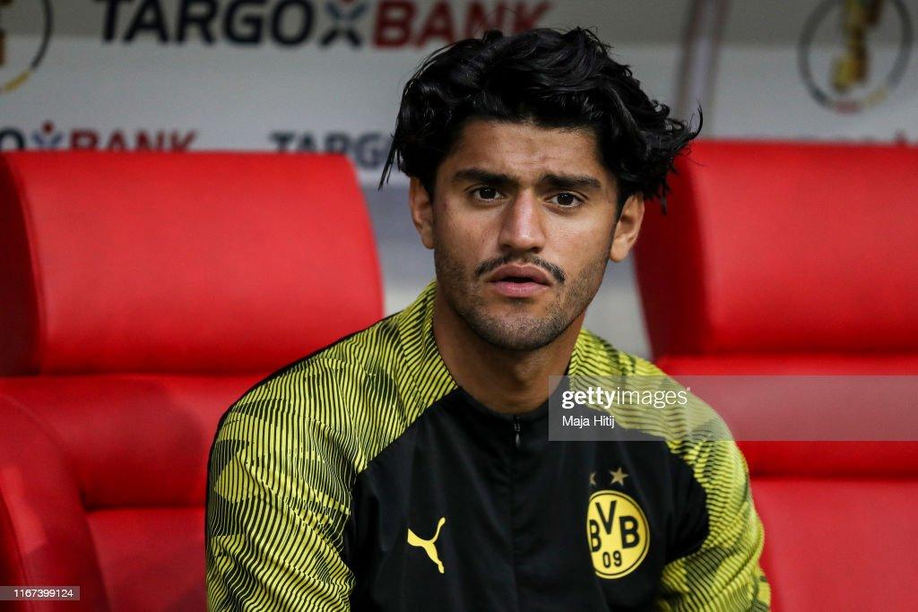 KFC Uerdingen v Borussia Dortmund - DFB Cup : News Photo