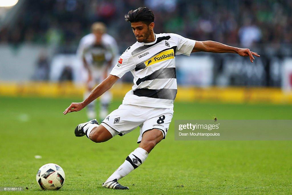 Borussia Moenchengladbach v Hamburger SV - Bundesliga : News Photo