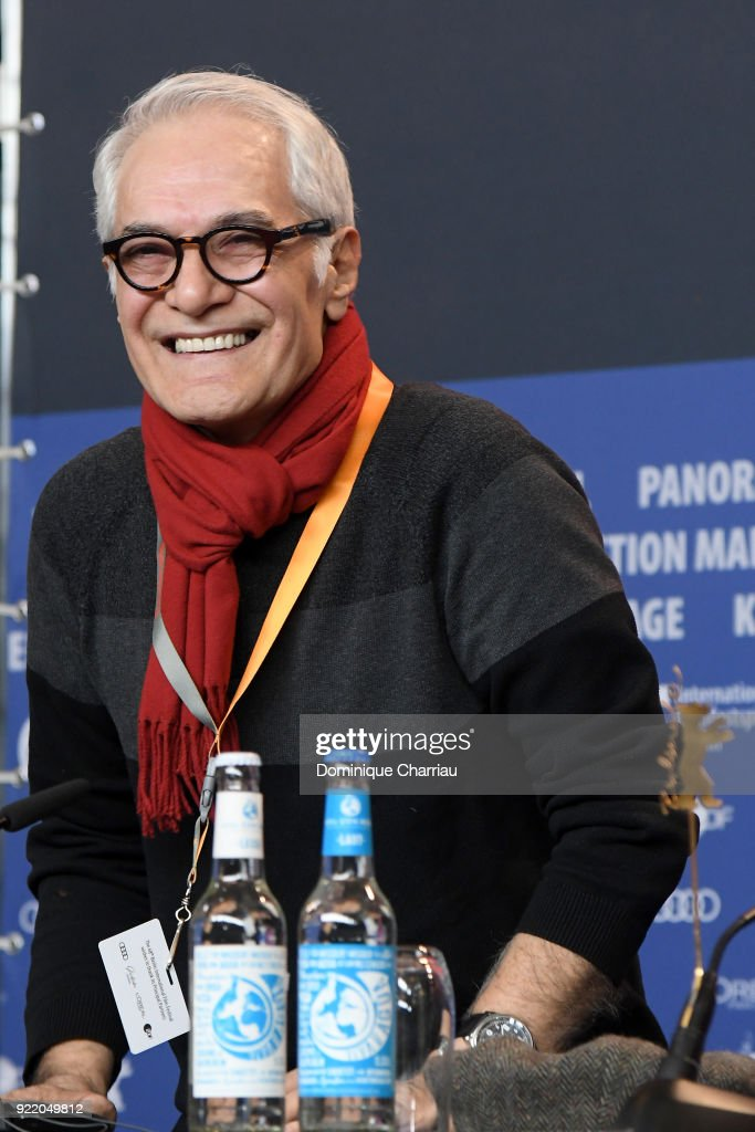 Mahmoud Kalari attends the 'Pig' (Khook) press conference during the 68th Berlinale International Film Festival Berlin at Grand Hyatt Hotel on February 21, 2018 in Berlin, Germany.