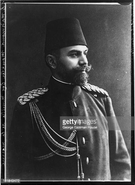 Mahmoud Moukter bey Ministre de la Marine/, between 1900 and 1919.