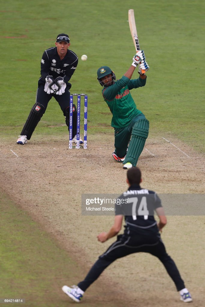 New Zealand v Bangladesh - ICC Champions Trophy