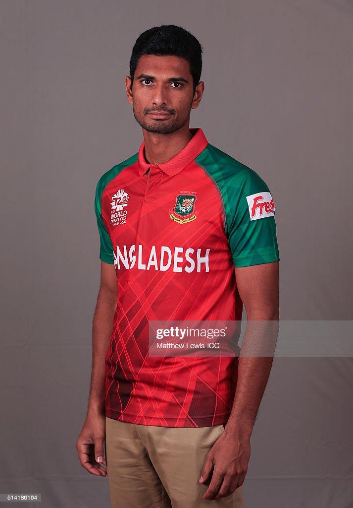 ICC Twenty20 World Cup: Bangladesh Headshots