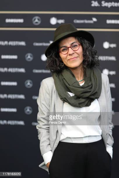 """Mahnaz Mohammadi attends the """"Son-Mother"""" photo call during the 15th Zurich Film Festival at Kino Corso on September 30, 2019 in Zurich, Switzerland."""