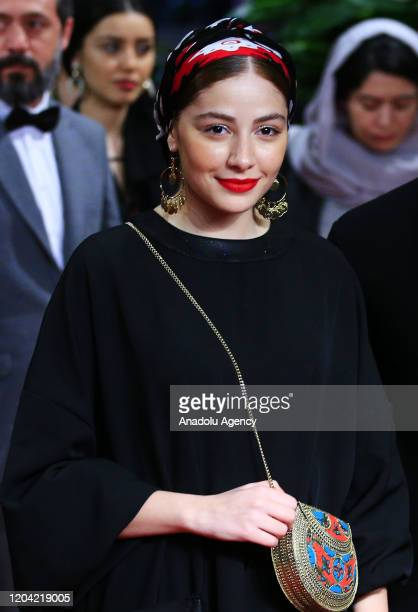 Mahtab Servati attends the award ceremony of 70th Berlinale International Film Festival in Berlin Germany on February 29 2020