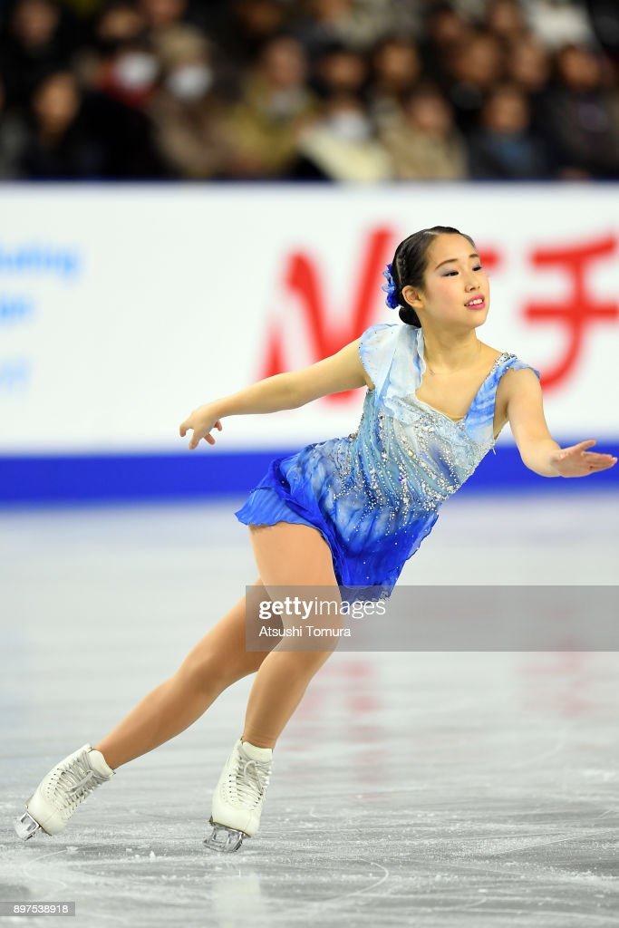 86th All Japan Figure Skating Championships - Day 3