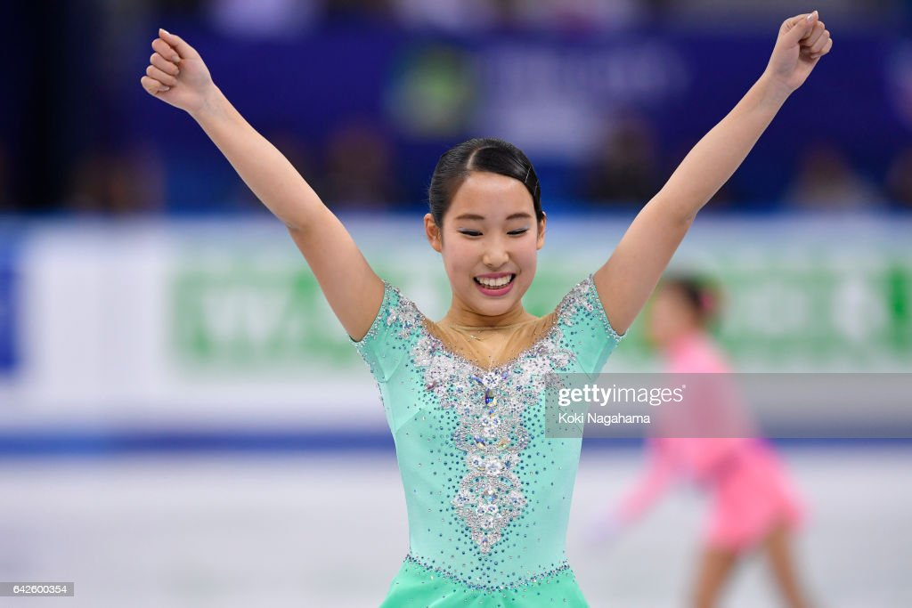 ISU Four Continents Figure Skating Championships - Gangneung - Day 3 : ニュース写真
