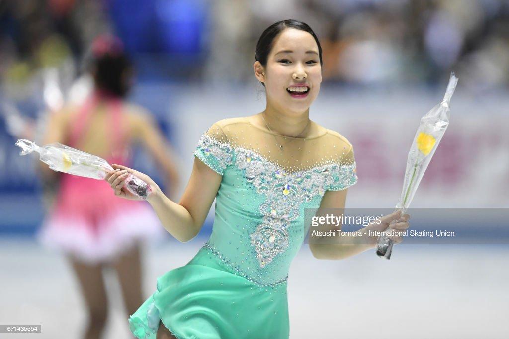 ISU World Team Trophy - Japan Day 3 : ニュース写真