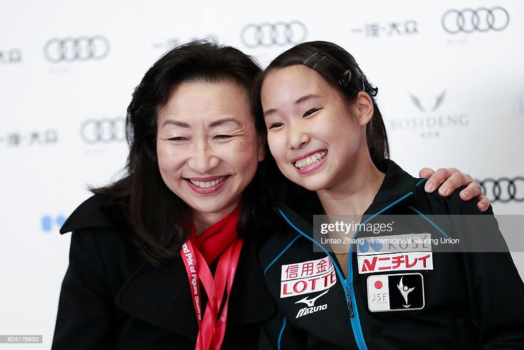 ISU Grand Prix Of Figure Skating Cup Of China - Day 1 : ニュース写真