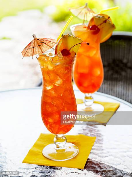 mai tai - rum stock pictures, royalty-free photos & images