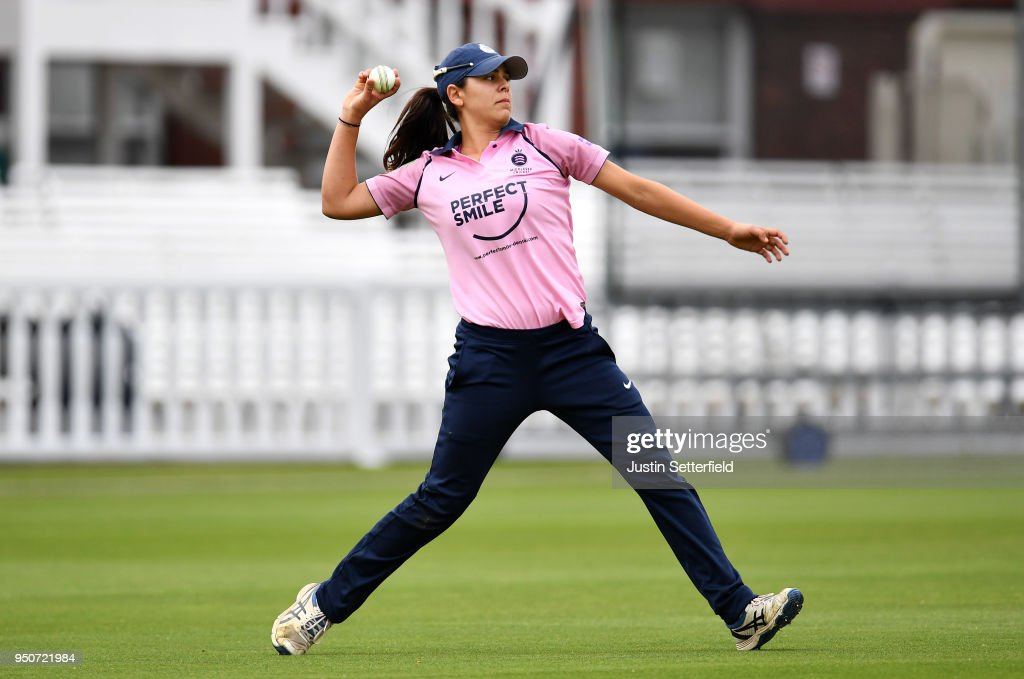 Middlesex Women v MCC Women's team
