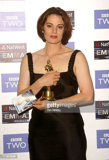 Maia Morgenstern winner of Best Film Actress for The Passion of Christ