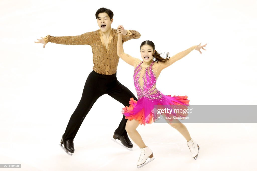 2018 Prudential U.S. Figure Skating Championships - Day 3 : News Photo