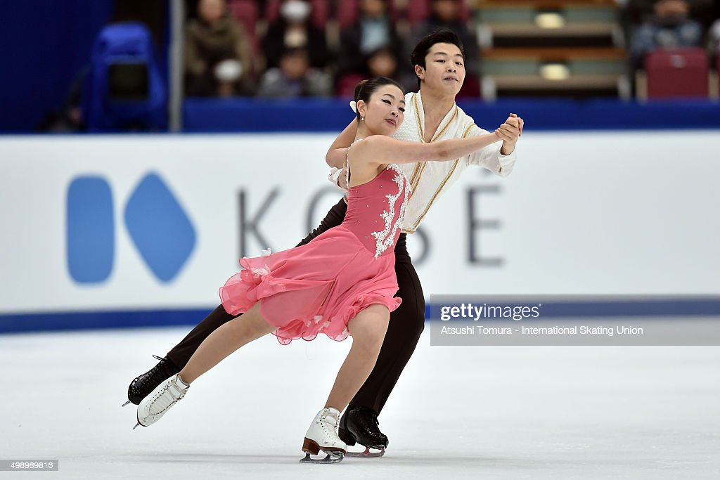 NHK Trophy ISU Grand Prix of Figure Skating 2015 - Day 2 : News Photo