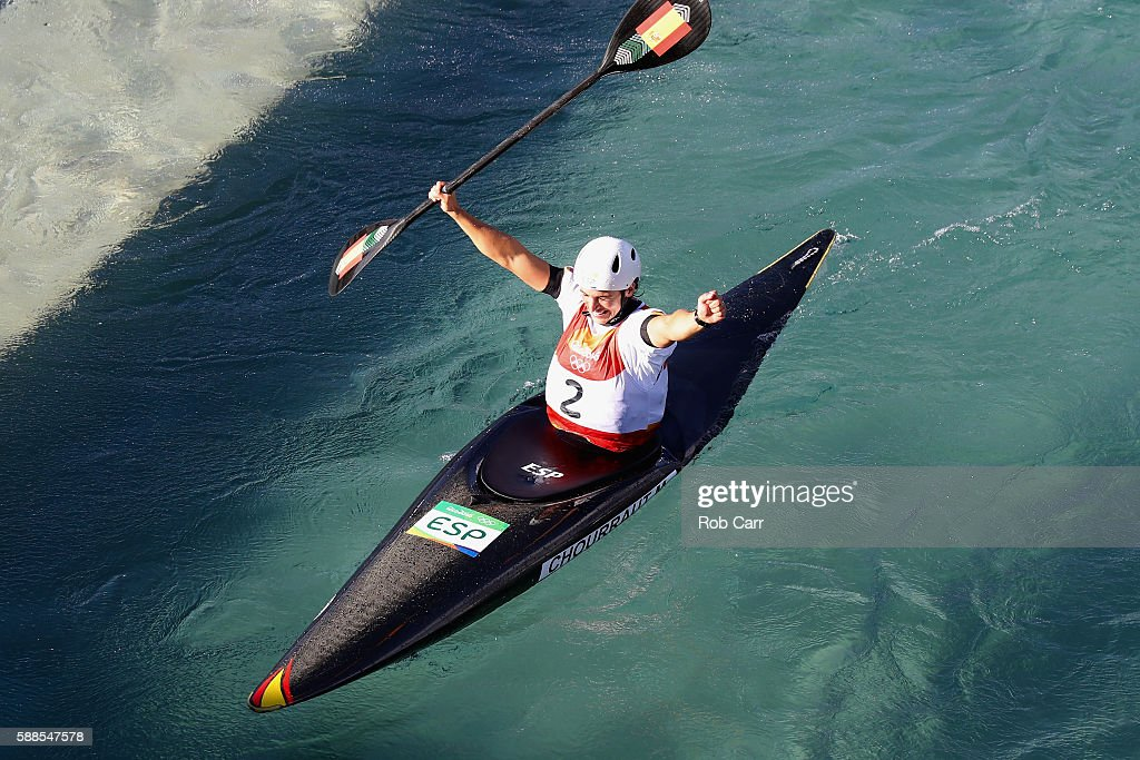 Canoe Slalom - Olympics: Day 6 : News Photo