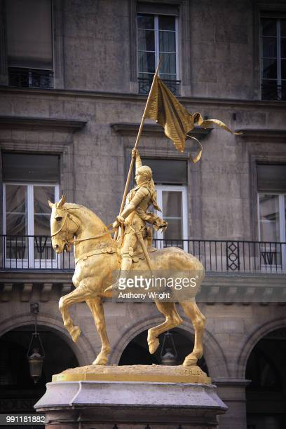maid of orleans - st. joan of arc stock pictures, royalty-free photos & images
