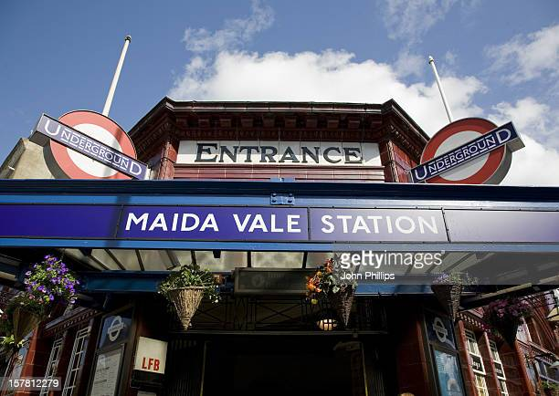 Maida Vale Tube Station Comes Under Scrutiny As Its Hanging Baskets Pose A Health And Salfty Issue
