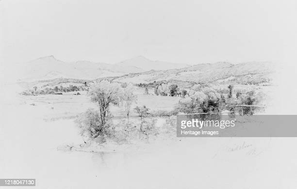 Maidstone Vermont Attributed to Albert Fitch Bellows 182918830 Artist Albert Fitch Bellows