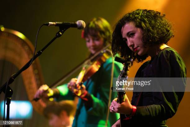 Maija Sofia performs at the RTE Choice Music Prize at Vicar Street on March 05, 2020 in Dublin, Dublin.