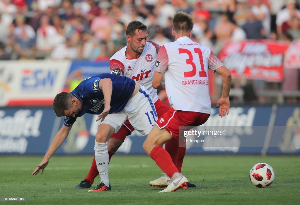 SC Fortuna Koeln v Karlsruher SC - 3. Liga : News Photo
