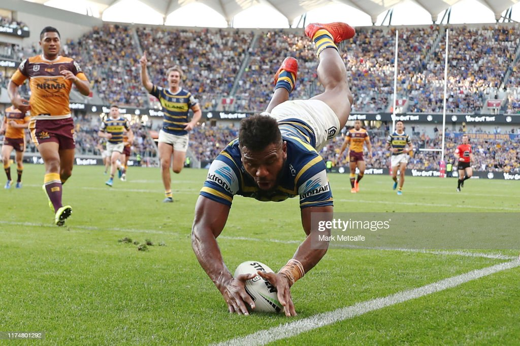 NRL Elimination Final - Eels v Broncos : News Photo