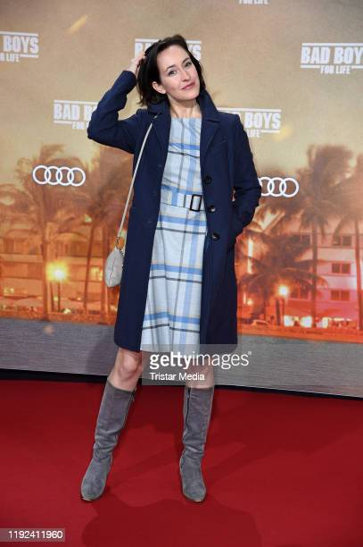 Maike von Bremen attends the Bad boys for life german premiere at Zoo Palast on January 7 2020 in Berlin Germany