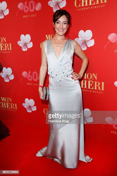 Maike von Bremen attends the Mon Cheri Barbara Tag 2017 at Postpalast on November 30 2017 in Munich Germany