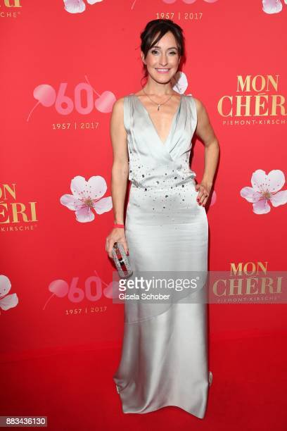 Maike von Bremen during the Mon Cheri Barbara Tag at Postpalast on November 30 2017 in Munich Germany