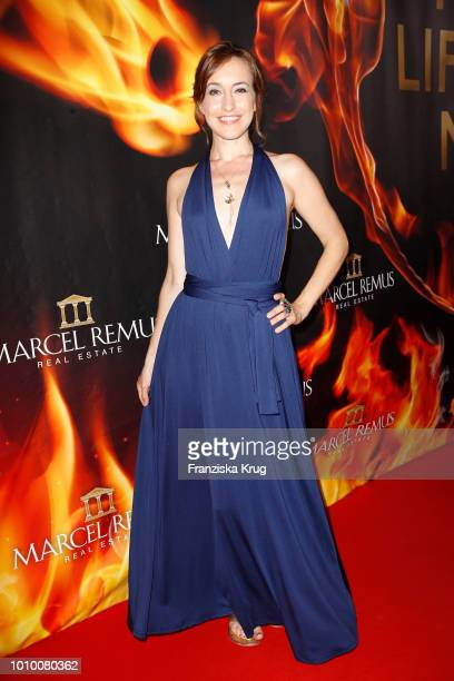 Maike von Bremen during the Remus Lifestyle Night on August 2 2018 in Palma de Mallorca Spain