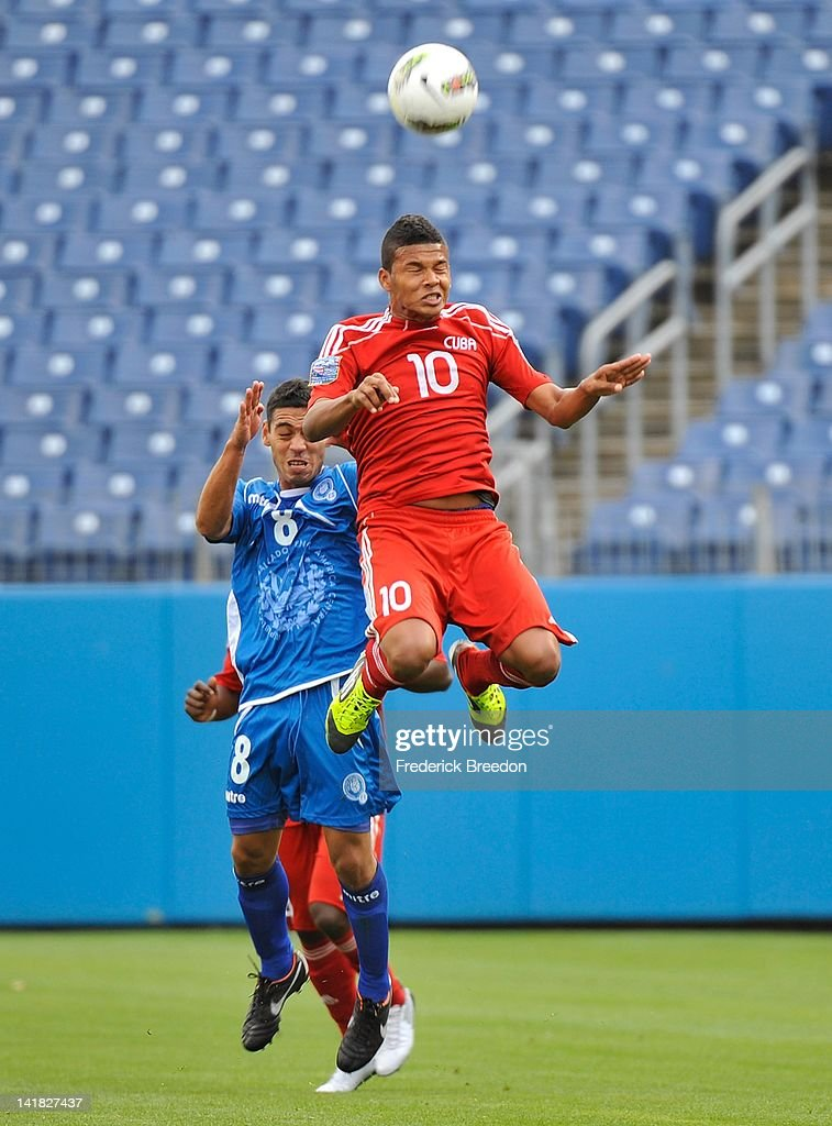 2012 CONCACAF Men's Olympic Qualifying - Day 3 : News Photo