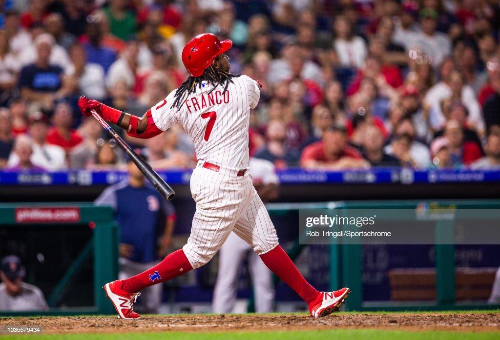 Boston Red Sox v. Philadelphia Phillies : News Photo