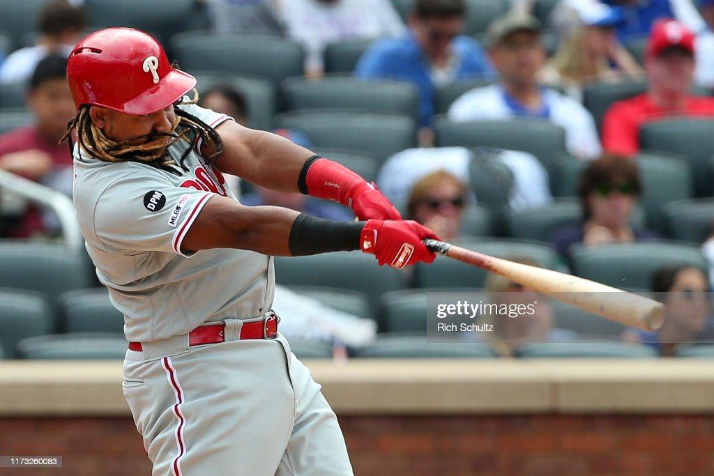 Philadelphia Phillies v New York Mets : Fotografia de notícias