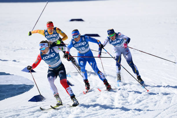 DEU: FIS Nordic World Ski Championships Oberstdorf - Women's Cross Country SP C Final