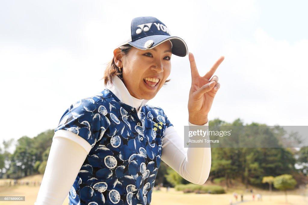 AXA Ladies Golf Tournament In Miyazaki - Day 3 : ニュース写真