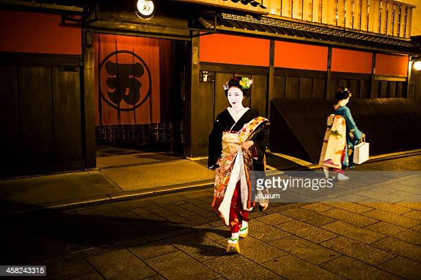 Maikos 祇園に京都日本