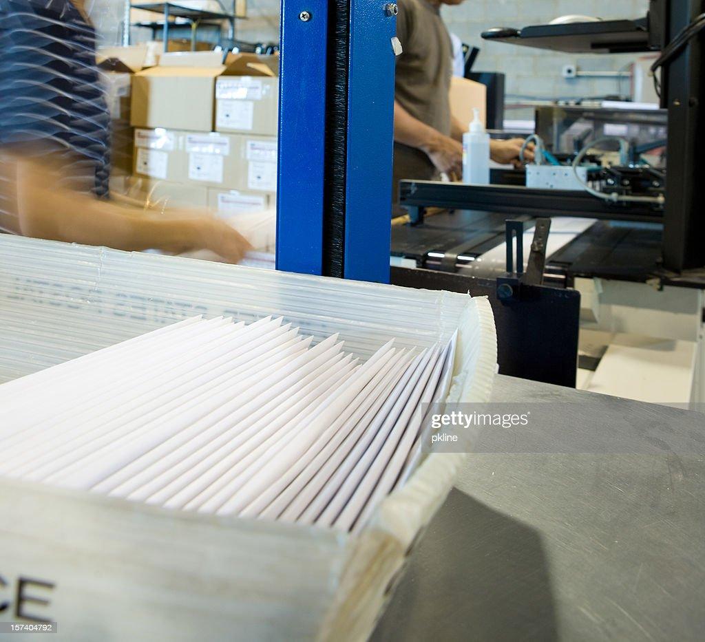 Mail Room : Stock Photo
