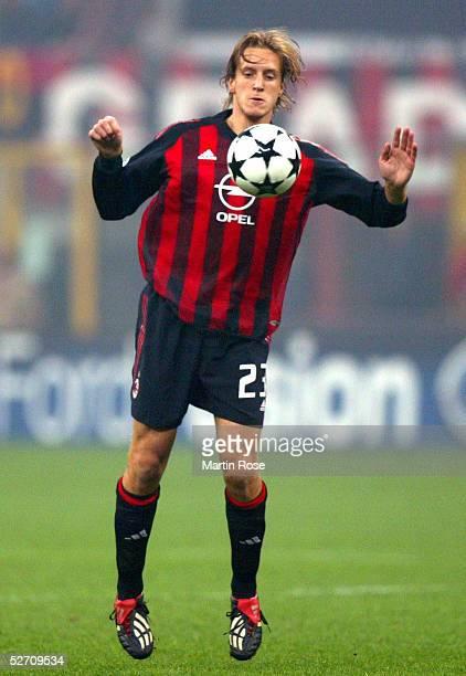 LEAGUE 02/03 Mailand AC MAILAND FC BAYERN MUENCHEN 21 Massimo AMBROSINI/AC MAILAND