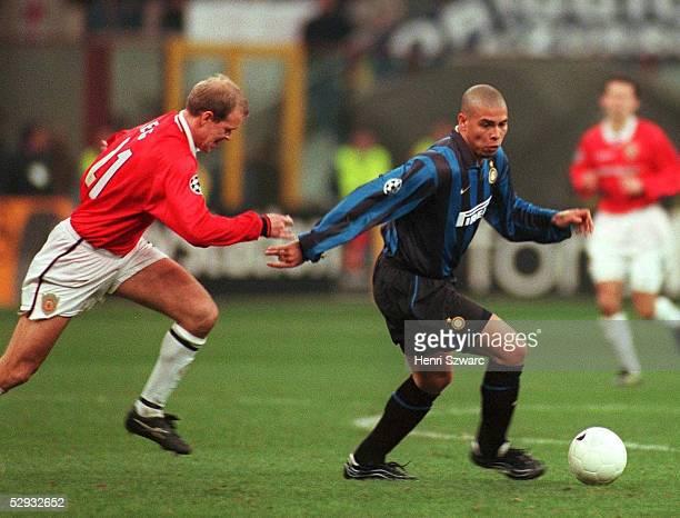 Mailand INTER MAILAND MANCHESTER UNITED 11 RONALDO /Inter Mailand