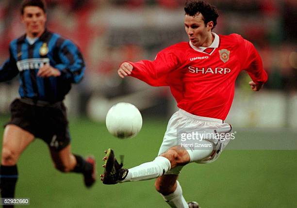 Mailand INTER MAILAND MANCHESTER UNITED 11 Ryan GIGGS/Manchester United